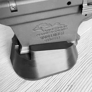 PCC TECHWELL for Anderson Manufacturing 9mm Glock Mag