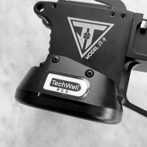 PCC Techwell for Juggernaut Tactical 9mm Glock Mag
