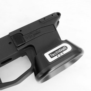 PCC TECHWELL for CMMG pre Banshee & Resolute 9mm Glock Mag