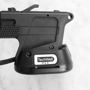 PCC Techwell for Primary Weapons System 9mm Glock Mag Lower