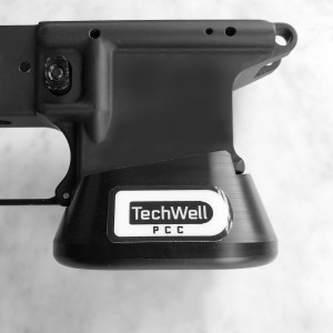 PCC TECHWELL for PSA PA-9 9mm COLT Mag and 6 Other PCC Lowers (Fit List Below)