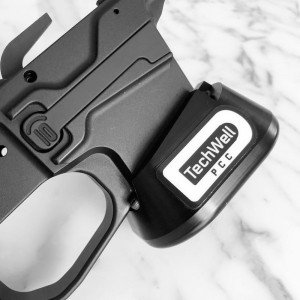 PCC Techwell Quarter Circle 10  and F-1 Firearms for 9mm COLT Mags