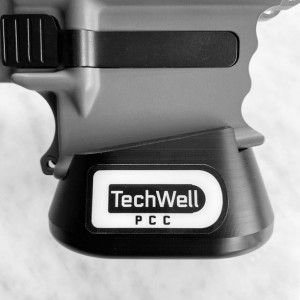 PCC Techwell for Wolfpack Armory Forged 9mm Glock Mag