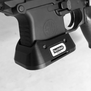 PCC TECHWELL for Sig Sauer MPX 9mm Glock Mag