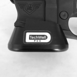 NEW!! PCC Techwell for Nordic 9mm Glock Mag