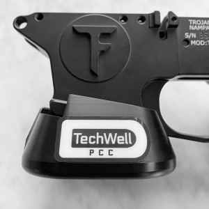 PCC TECHWELL for Trojan Firearms Raze PRO9V1 9mm Glock Mag