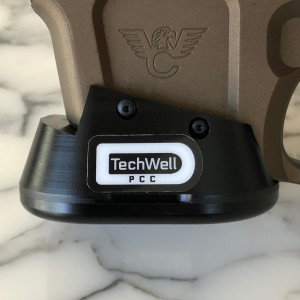 PCC TECHWELL for Wilson Combat 9mm Glock Mag